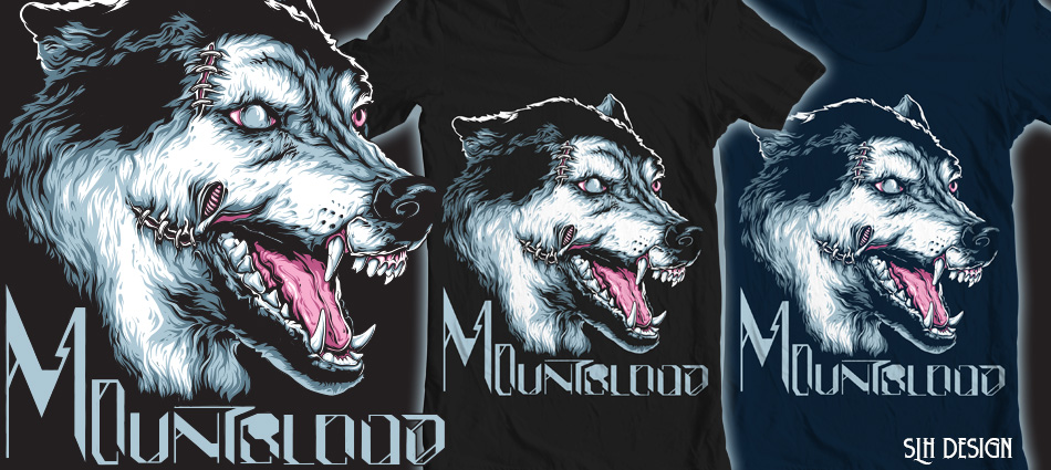 mountblood wolf