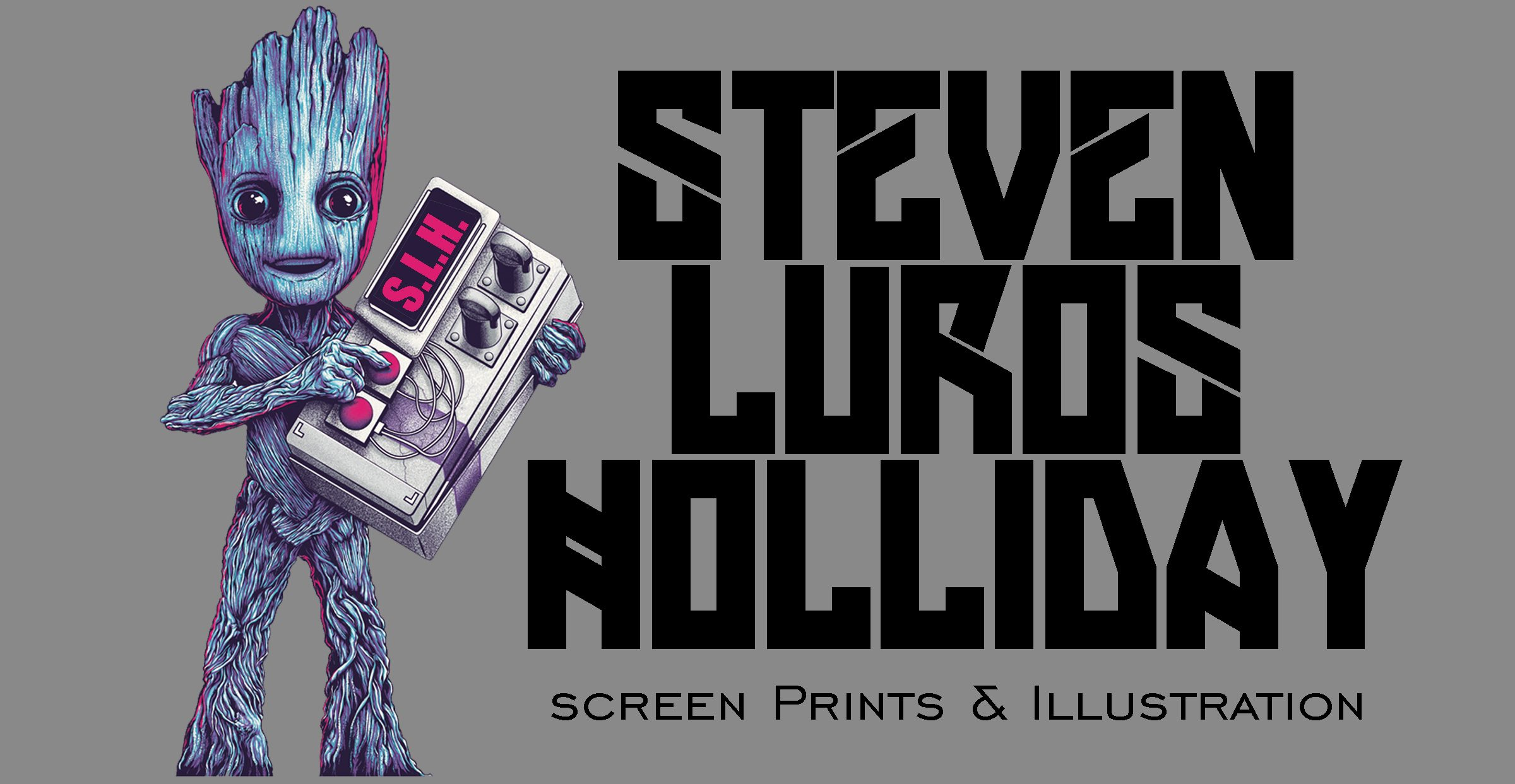The Art Of Steven Luros Holliday